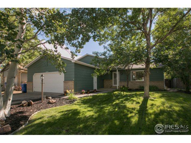 654 Cressa Dr, Loveland, CO 80537 (MLS #827399) :: 8z Real Estate