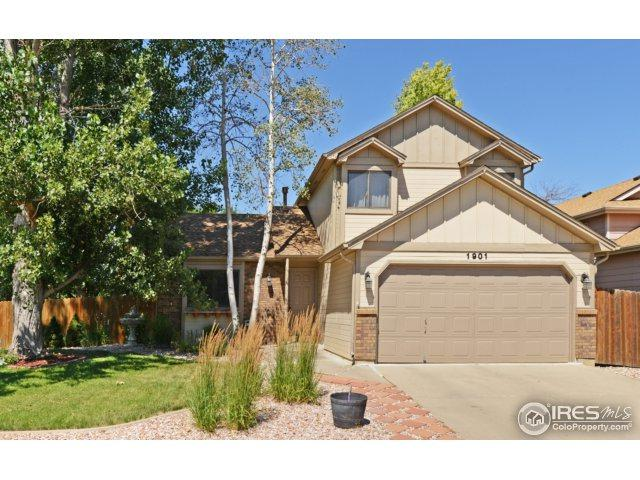 1901 Hyde Dr, Loveland, CO 80538 (MLS #827419) :: 8z Real Estate