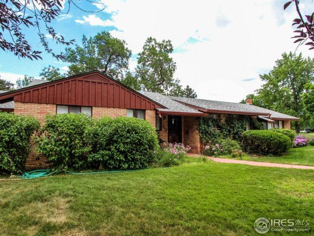 840 Crescent Dr, Boulder, CO 80303 (MLS #827463) :: 8z Real Estate