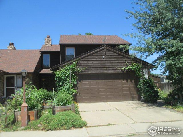 1002 Lee Way, Longmont, CO 80501 (MLS #827465) :: 8z Real Estate