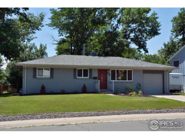 10762 W 62nd Pl, Arvada, CO 80004 (MLS #827469) :: 8z Real Estate