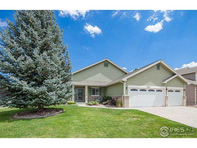 7102 Sedgwick Dr, Fort Collins, CO 80525 (MLS #827472) :: 8z Real Estate