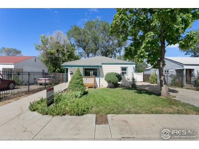 159 S 12th Ave, Brighton, CO 80601 (MLS #827474) :: 8z Real Estate