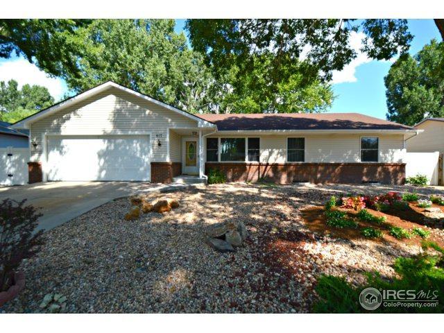 417 Stanford St, Brush, CO 80723 (MLS #827475) :: 8z Real Estate