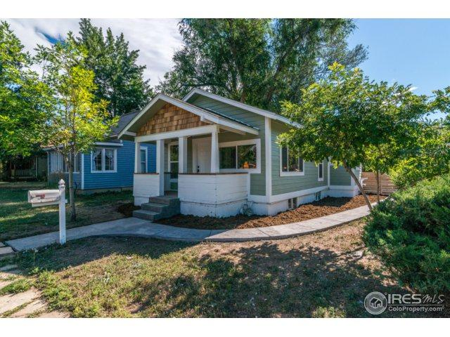 204 N Jefferson Ave, Loveland, CO 80537 (MLS #827476) :: 8z Real Estate
