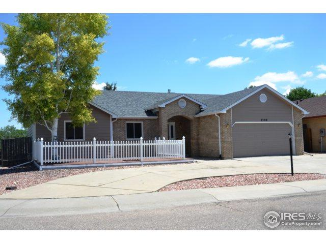 4588 Creekwood Dr, Loveland, CO 80538 (MLS #827487) :: Downtown Real Estate Partners