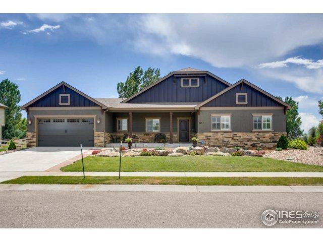 5137 Outlook Ave, Timnath, CO 80547 (MLS #827488) :: The Forrest Group