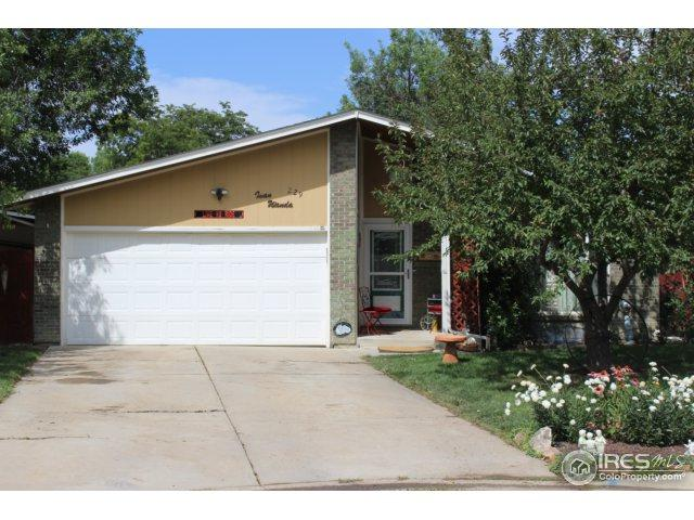 229 23rd St, Loveland, CO 80537 (MLS #827492) :: Downtown Real Estate Partners