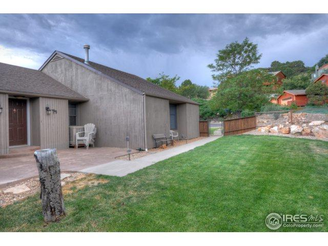 1608 Sunnyside Dr, Loveland, CO 80538 (MLS #827493) :: 8z Real Estate