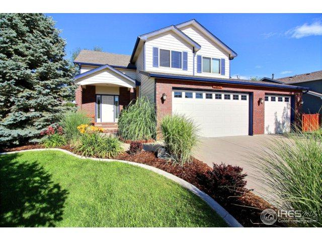 2037 74th Ave, Greeley, CO 80634 (MLS #827501) :: Downtown Real Estate Partners