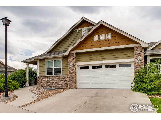 6024 W 1st St #7, Greeley, CO 80634 (MLS #827516) :: 8z Real Estate