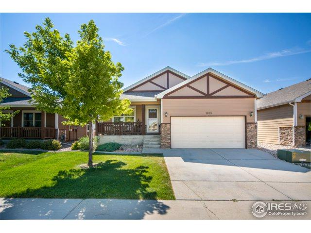 1403 Boardwalk Dr, Windsor, CO 80550 (MLS #827518) :: 8z Real Estate