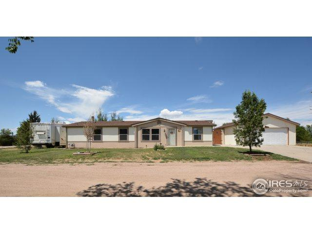 403 Carr St, Pierce, CO 80650 (MLS #827521) :: 8z Real Estate