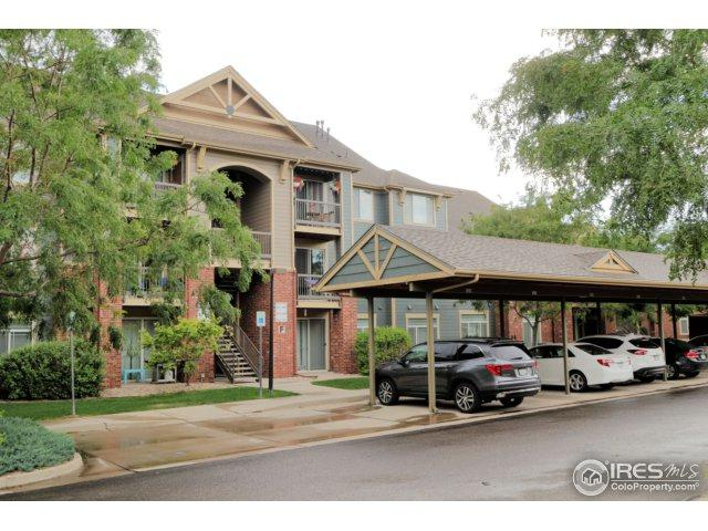 2450 Windrow Dr #102, Fort Collins, CO 80525 (MLS #827536) :: 8z Real Estate