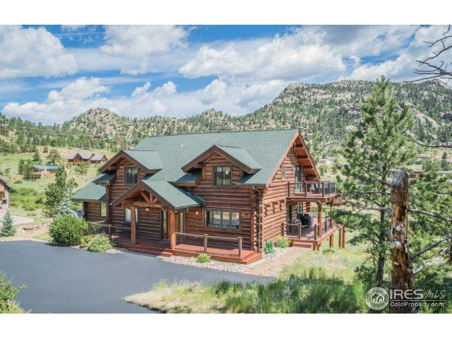 145 Cherokee Ct, Estes Park, CO 80517 (MLS #827549) :: 8z Real Estate