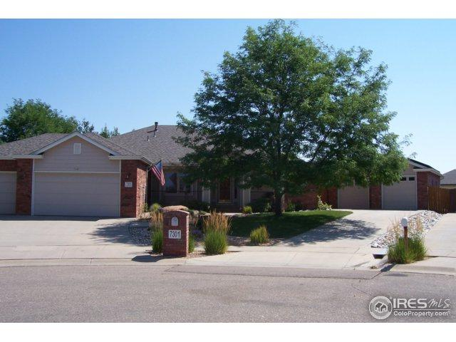 7301 18th St Rd, Greeley, CO 80634 (MLS #827557) :: The Forrest Group