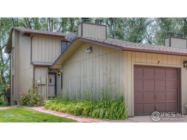 1603 Cottonwood Dr F, Louisville, CO 80027 (MLS #827558) :: 8z Real Estate