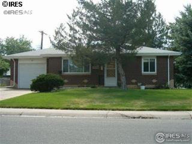 401 27th Ave, Greeley, CO 80634 (MLS #827570) :: The Forrest Group