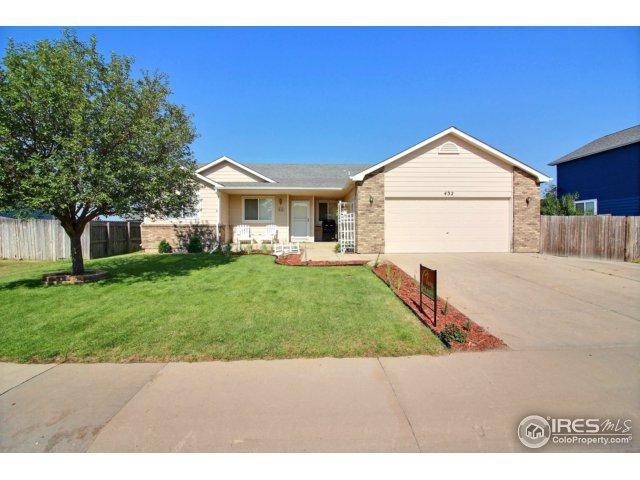 432 Laurel Ave, Eaton, CO 80615 (MLS #827581) :: 8z Real Estate
