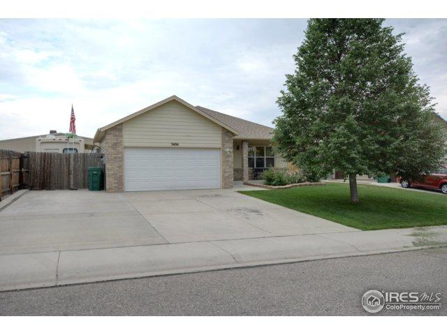 3406 Cove Way, Evans, CO 80620 (MLS #827588) :: 8z Real Estate
