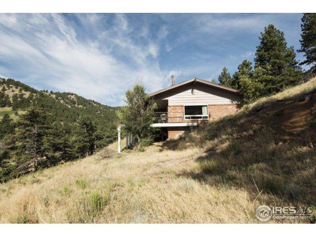 878 Sunshine Canyon Dr, Boulder, CO 80302 (MLS #827600) :: 8z Real Estate
