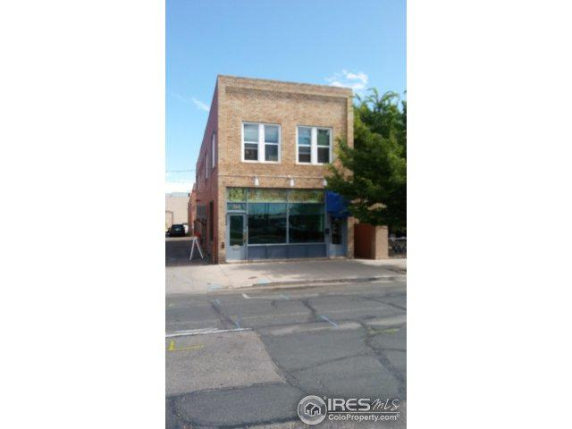 725 10th St, Greeley, CO 80631 (MLS #827603) :: The Forrest Group