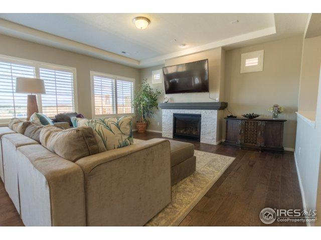 222 Indian Peaks Dr, Erie, CO 80516 (MLS #827613) :: The Forrest Group