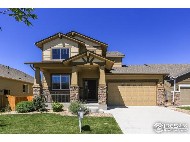 7209 Crooked Arrow Ln, Fort Collins, CO 80525 (MLS #827615) :: The Forrest Group