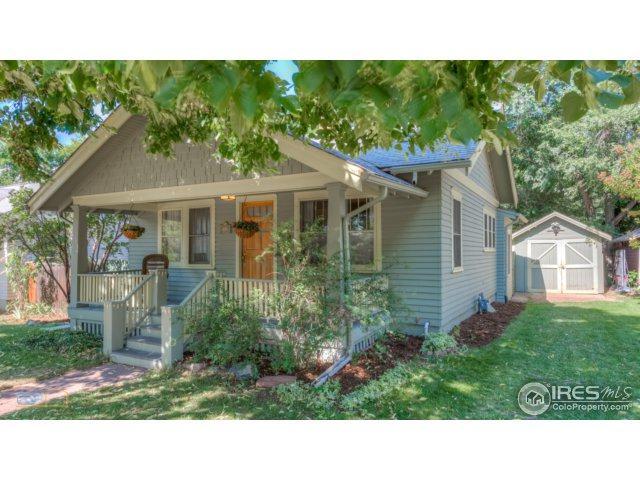 2835 10th St, Boulder, CO 80304 (MLS #827616) :: 8z Real Estate