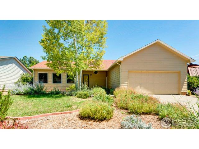 3424 Sam Houston Cir, Fort Collins, CO 80526 (MLS #827620) :: The Forrest Group