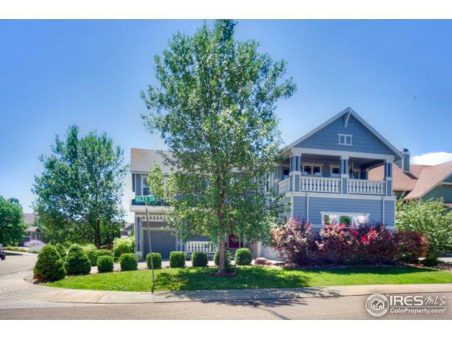 4015 Riley Dr, Longmont, CO 80503 (MLS #827627) :: 8z Real Estate