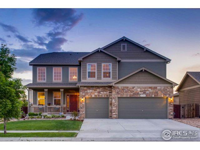 5797 Claret St, Timnath, CO 80547 (MLS #827630) :: The Forrest Group
