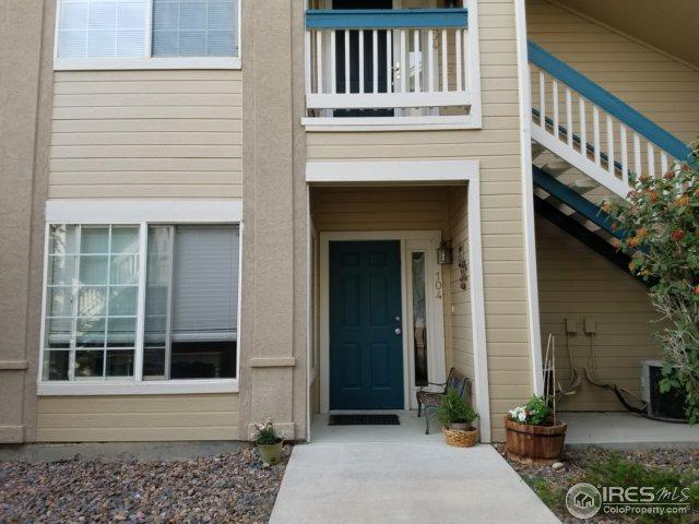 1150 Opal St #104, Broomfield, CO 80020 (MLS #827637) :: 8z Real Estate