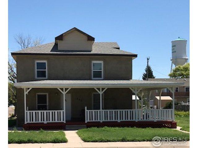 290 W 4th St, Cheyenne Wells, CO 80810 (MLS #827651) :: 8z Real Estate