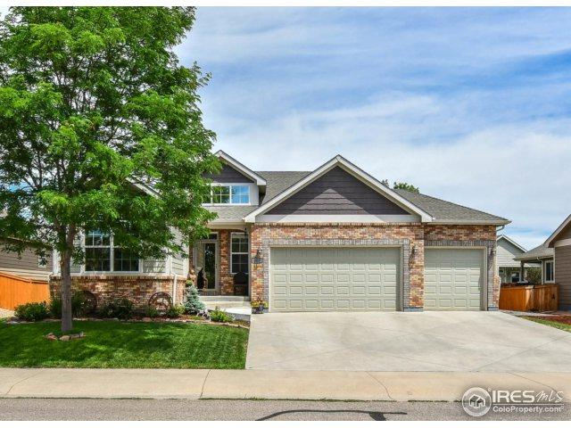 2015 Arkansas St, Loveland, CO 80538 (MLS #827653) :: 8z Real Estate