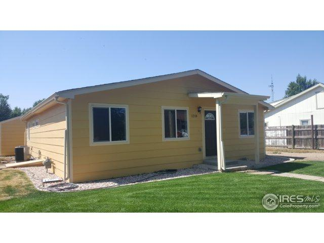 1218 3rd St, Greeley, CO 80631 (MLS #827656) :: The Forrest Group