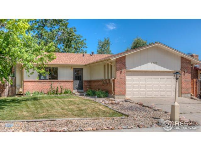 2320 Judson St, Longmont, CO 80501 (MLS #827657) :: 8z Real Estate