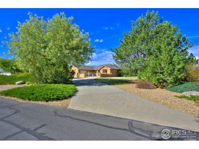 114 Grandview Ct, Mead, CO 80542 (MLS #827667) :: The Forrest Group