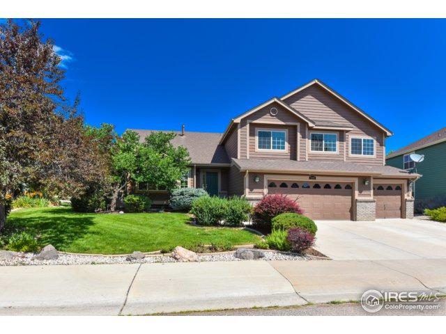 3289 Crowley Cir, Loveland, CO 80538 (MLS #827674) :: The Forrest Group
