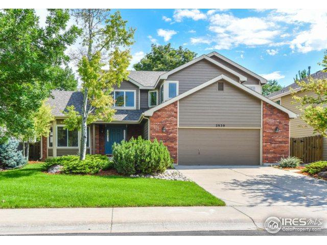 2939 Stonehaven Dr, Fort Collins, CO 80525 (MLS #827675) :: 8z Real Estate