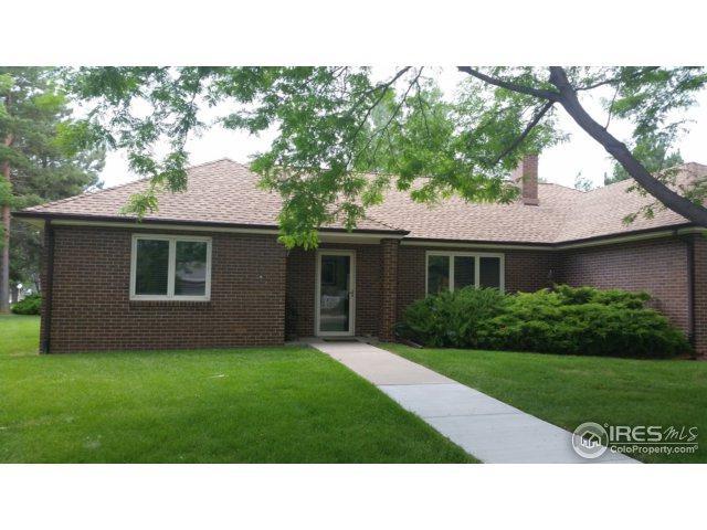 4501 Regency Dr #I, Fort Collins, CO 80526 (MLS #827676) :: 8z Real Estate