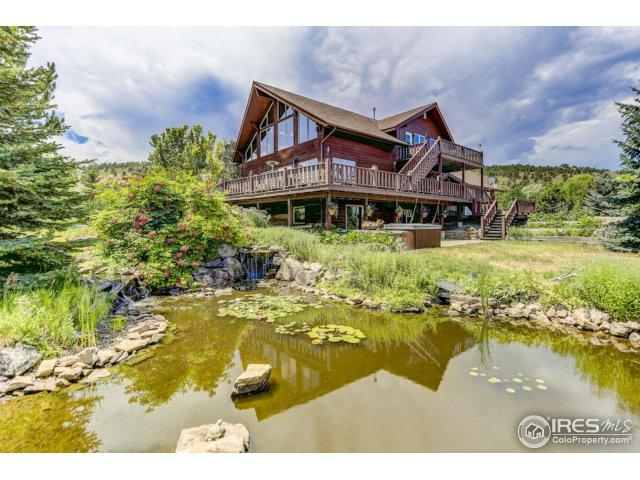 3020 N County Road 27, Loveland, CO 80538 (MLS #827677) :: The Forrest Group