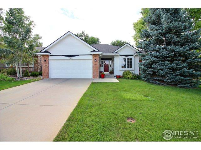 1139 52nd Ave, Greeley, CO 80634 (MLS #827689) :: 8z Real Estate