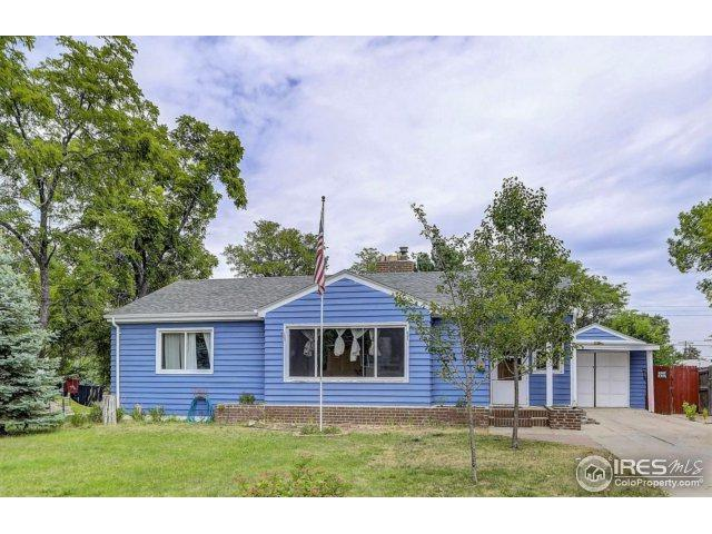 2241 11th St, Greeley, CO 80631 (MLS #827699) :: 8z Real Estate