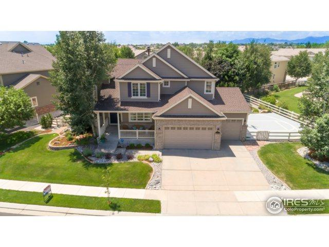 14005 Crestone Cir, Broomfield, CO 80023 (MLS #827711) :: 8z Real Estate