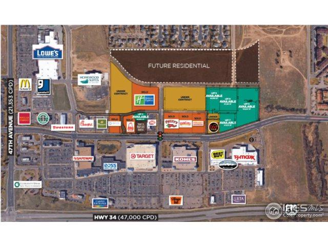 42nd Ave, Greeley, CO 80634 (MLS #827718) :: 8z Real Estate