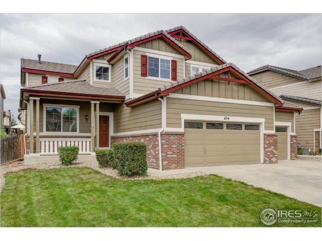 634 Mathews Way, Erie, CO 80516 (MLS #827721) :: 8z Real Estate