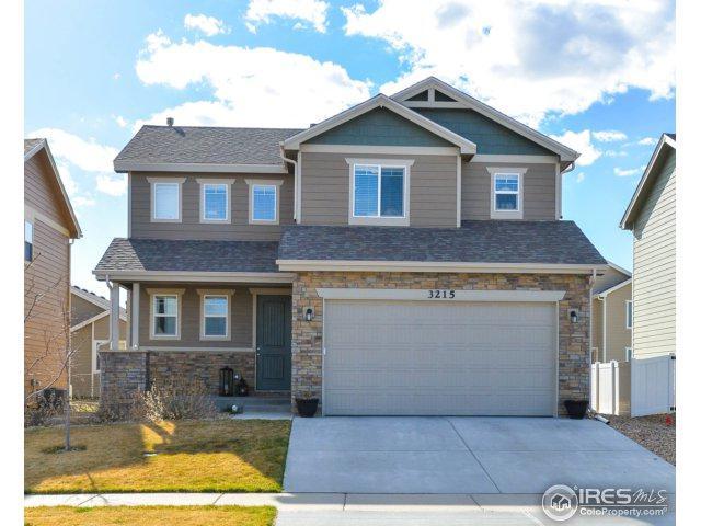 3215 San Carlo Ave, Evans, CO 80620 (MLS #827727) :: 8z Real Estate