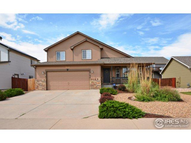 4223 W 30th St Pl, Greeley, CO 80634 (MLS #827737) :: 8z Real Estate