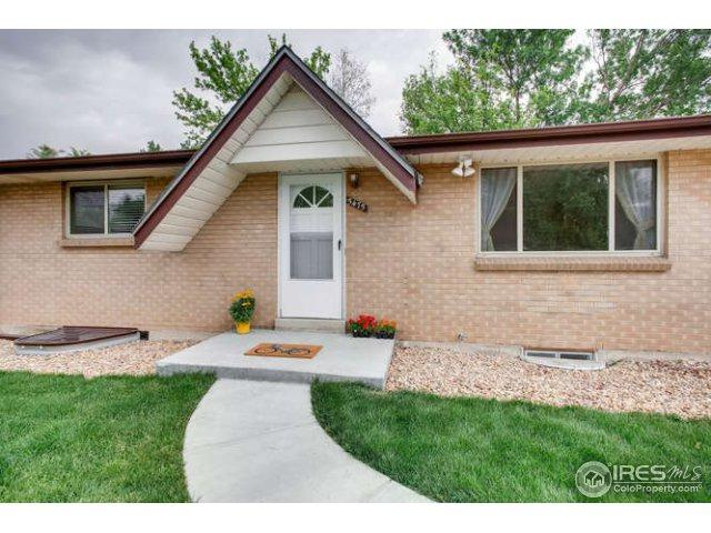 5475 W 63rd Ave, Arvada, CO 80003 (MLS #827742) :: 8z Real Estate